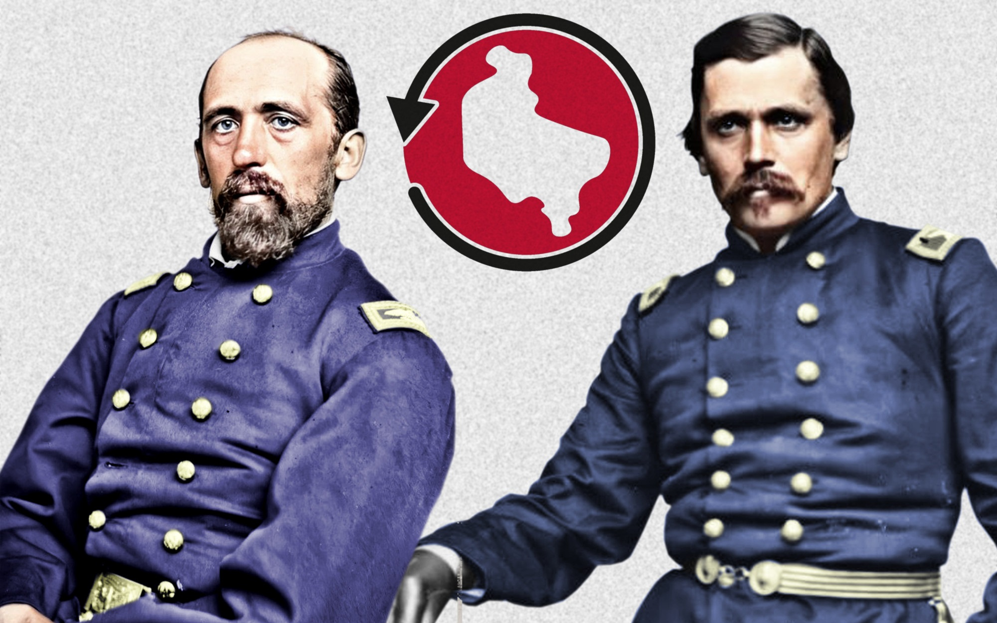 Wielkopolanie generałami w wojnie secesyjnej