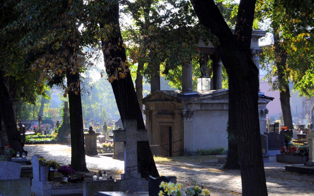Stary Cmentarz w Ostrowie Wielkopolskim
