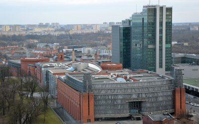 Adaptacja Starego Browaru w Poznaniu