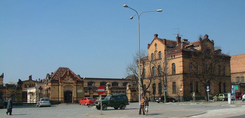 Dziedzictwo architektury przemysłowej