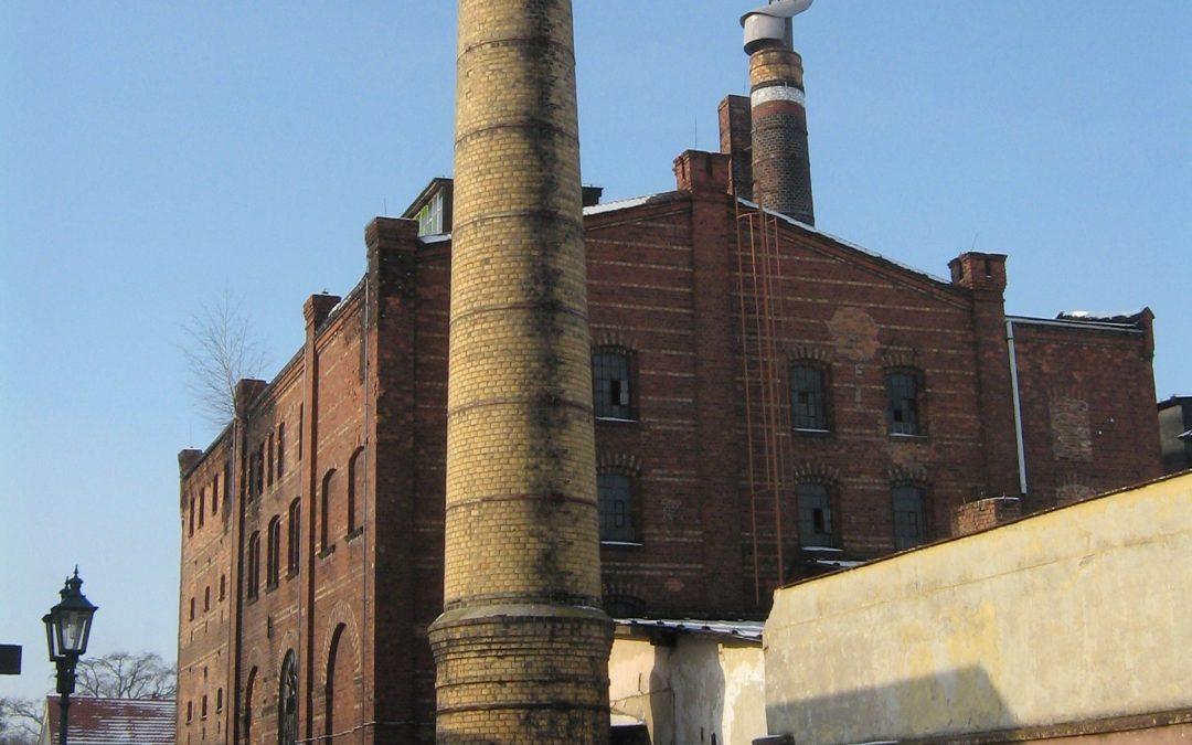 Zespół budynków browaru w Grodzisku Wielkopolskim