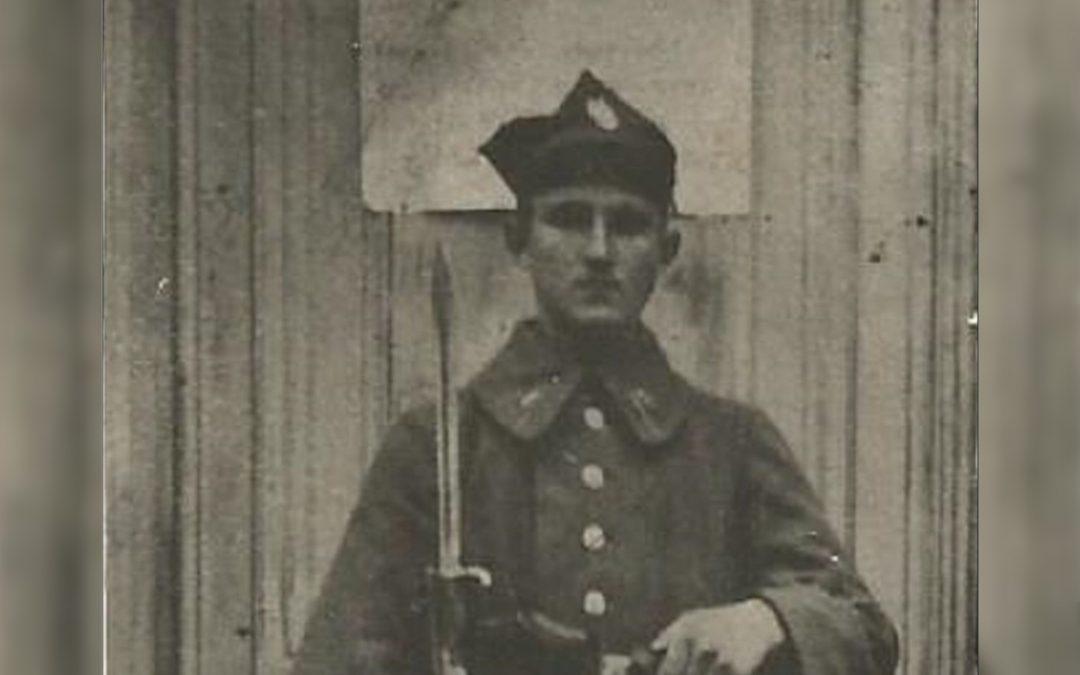 Żołnierskie losy. Nikodem Wachowiak zapomniany Kawaler Virtuti Militari z Chorzępowa.