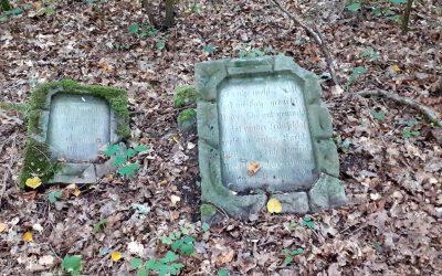 Zapomniane Ewangelickie cmentarze z Gminy Krzyż Wlkp.