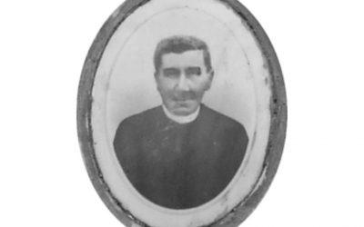 """Ks. Grzegorz Hennig wybitny """"polski"""" proboszcz, który urodził się Niemcem."""