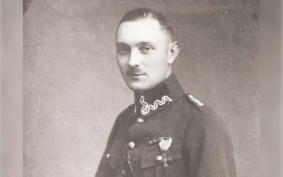 Rembowski Klemens – artylerzysta – kapitan.
