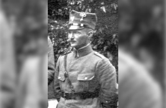 Konwerski Czesław Krzysztof – walka była jego życiem.