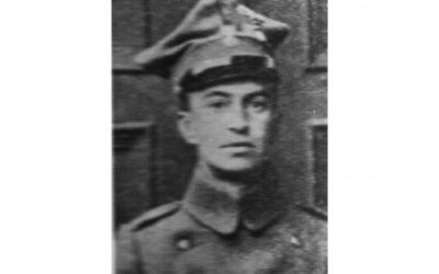 Podpułkownik Sergiusz Radziwanowski (1886 – 1935)