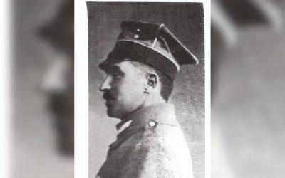 Rembowski Stanisław Emil – urodzony oficer.