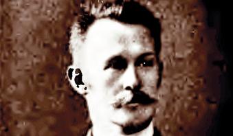 Wiktor Gładysz jako naczelnik Sokoła. Całe życie w służbie idei