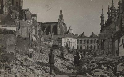 Kalisz 1914-1918, od zburzenia do wyzwolenia