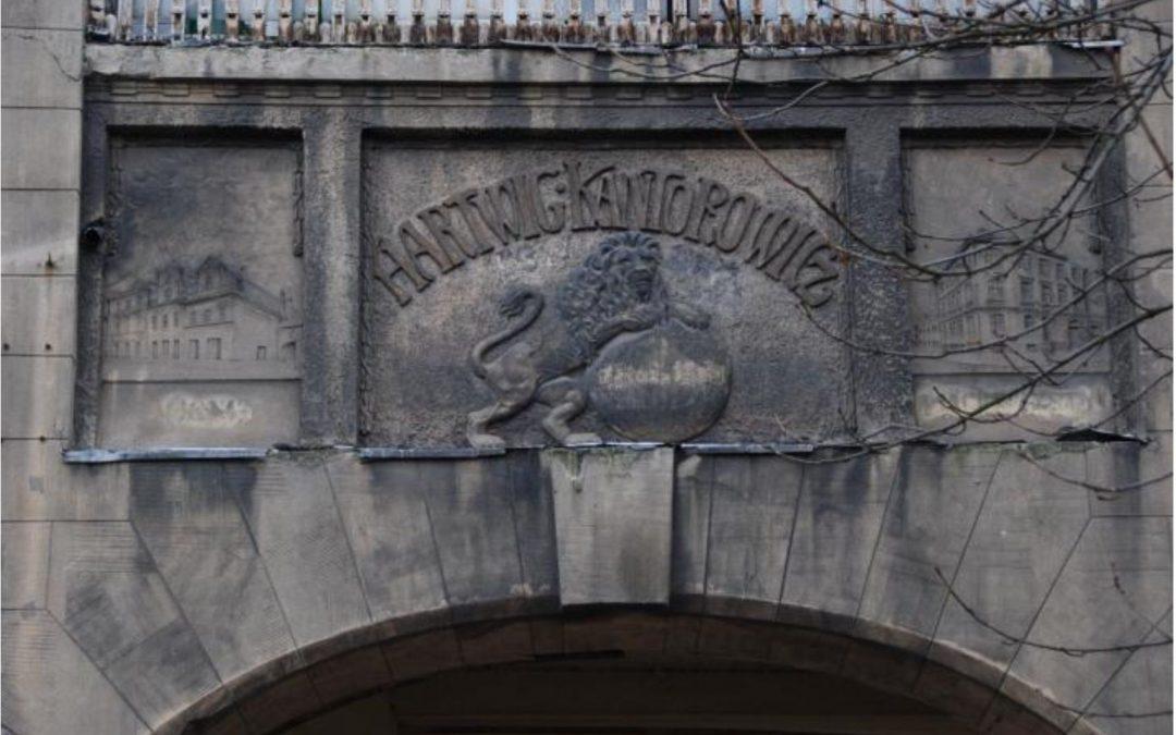 Hartwig Kantorowicz – zanim trunki objęto monopolem
