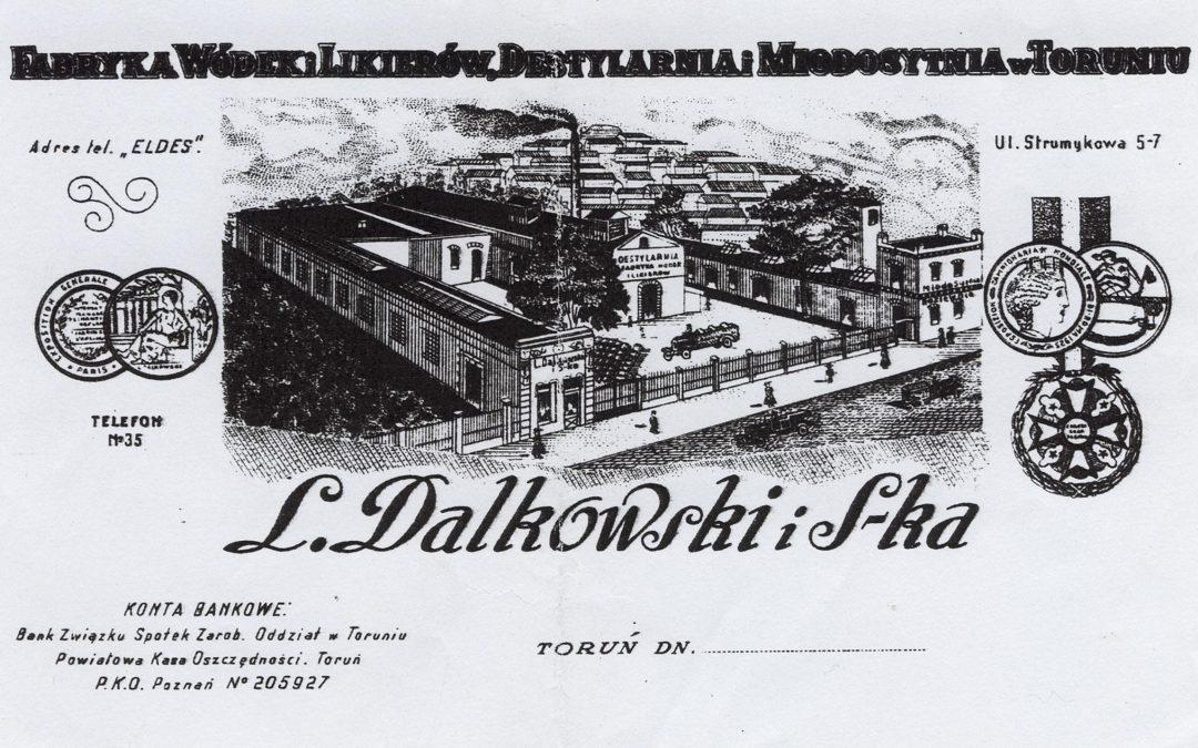 Dalkowscy – polska wódeczka z Torunia