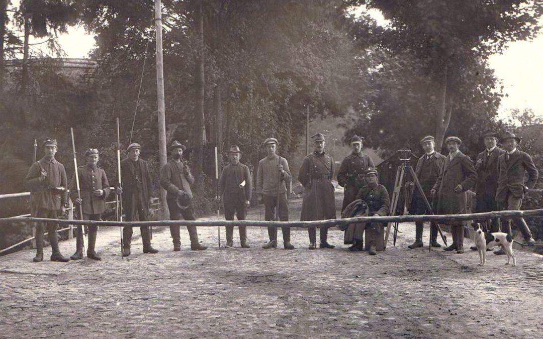 Wyznaczanie nowej granicy Polski w powiecie międzychodzkim
