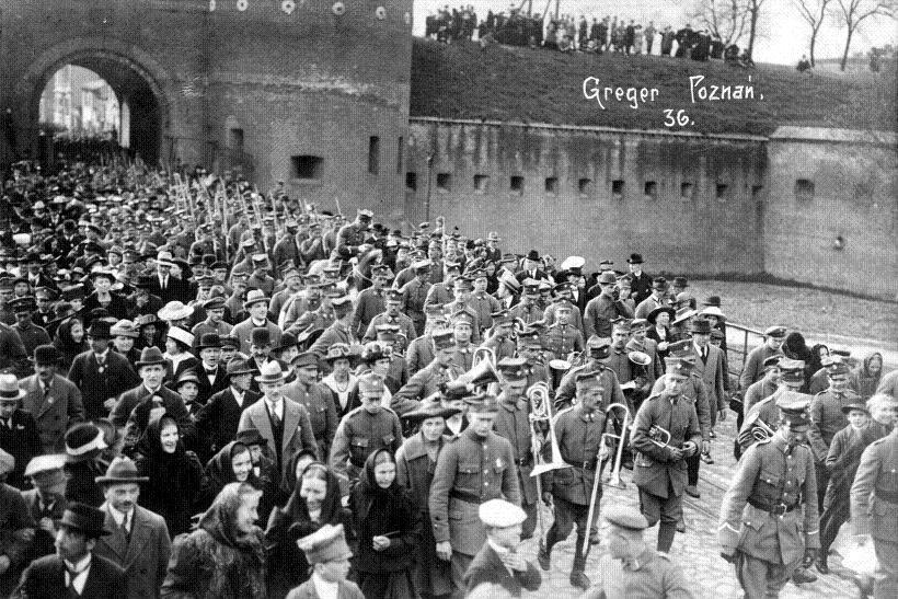 Gloria victoribus! Pamięć o bohaterach jako fundament wielkopolskiej niepodległości